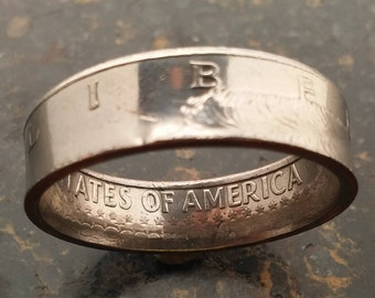 1997 Liberty Rings Size 13