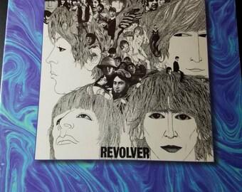 The Beatles Revolver Sheet Music