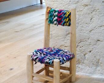 Chair child boucherouite