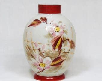 Floral vase - Ceramic - Vintage