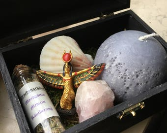 Moon Goddess - Medicin - box