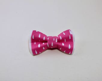 Bowtie/Pink accessories/Pink bowtie/Girls bowtie/Hot pink/Mens Bowtie/Gift/Original wedding/Unique bowtie