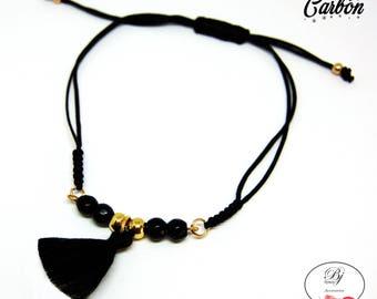 Charcoal Bracelet