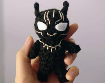 Black Panther Marvel Plush