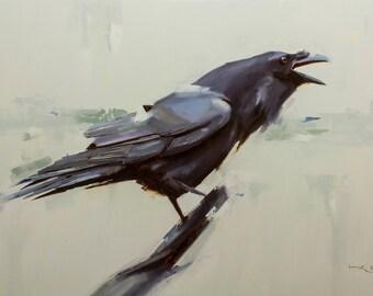Raven #9 - Print