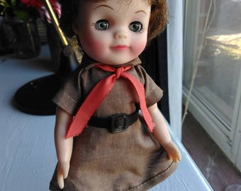 Effanbee Brownie Scout doll
