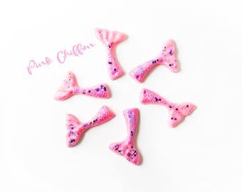 Pink Chiffon Wax Melts (2.2 Oz.) - Mermaid Tails - Wax Melts - Pink Chiffon - Wax Melt Dupe - Wax Tarts - Mermaid - Hand Poured Wax Melts