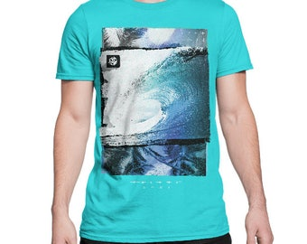 Panama Surf® - Tunnel Vision Short Sleeve Surf T-Shirt