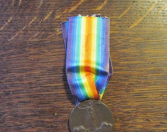 Italy world War One Victory Medal