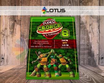Tenage Mutant Ninja Turtles