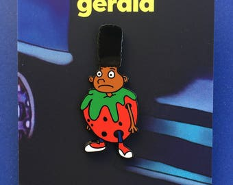 """Hey Arnold """"We're Fruits"""" Gerald Pin"""