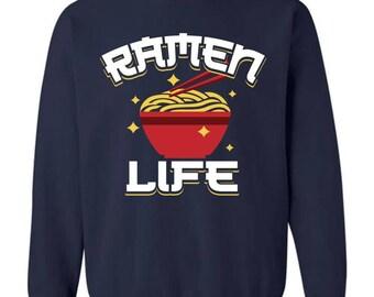 I Love Ramen - Sweatshirt