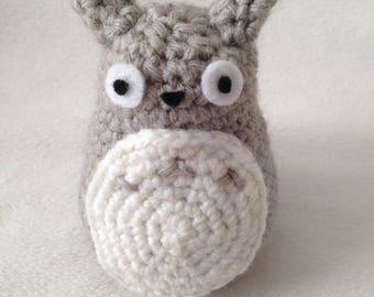 My Neighbor Totoro-Totoro Amigurumi