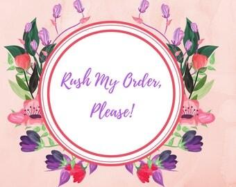 Rush My Order Lillie!
