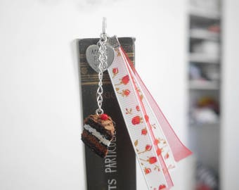 bookmark is from Black Forest cake