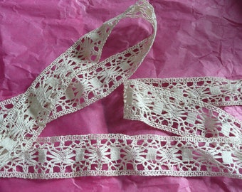 french old lace vintage - cotton