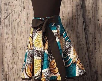 skirt 1 wax. HAND MADE