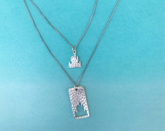 Castle Necklace Disney Inspired Jewelry