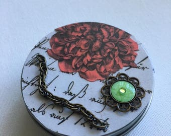 """Whimsy Tin~ """"Roses & Chains"""""""