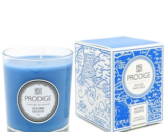 Gourmet oriental scented candle
