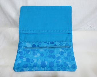 Tobacco pouch or wallet 4 pockets