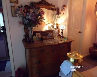 Furniture Antique oak