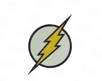 Machine Embroidery design - Flash Embroidery design - instant download digital file