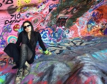 Women's *Super Grunge* Dr. Marten's Shoreditch Boot
