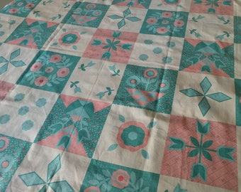 Charming Vintage Quilt Fabric Lillian August 1988 | Charming and Nostalgic