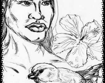 Hawaiin Woman Inspirations