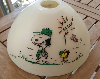 Snoopy light shade