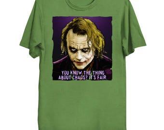Joker Says T-Shirt
