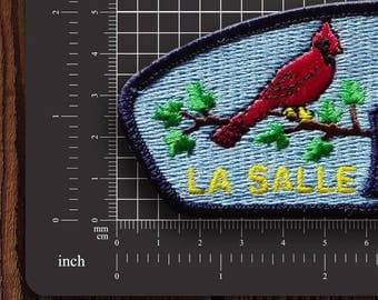 Boys scouts - la salle council Patch / Badge