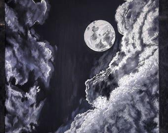 Irish Moonscape