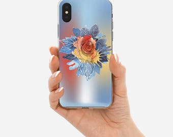 Flower Case,iPhone X Case,iPhone 8,iPhone 7,iPhone 7 Plus,iPhone 6S,iPhone 5C,iPhone SE,Samsung S7,Samsung S8,Samsung S8 Plus