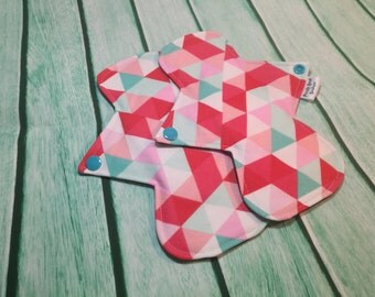 Cloth Pad Liners - 8 Inches