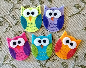 Owl XRAY MARKER, Made to Order, Your Initials, Great for PD