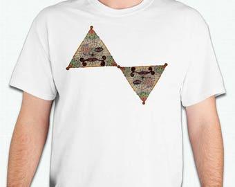 Trippy Triangle Shirt