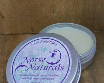 Sinus Relief Balm - 2 oz