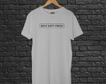 Best Kept Fresh Tee (Gray)