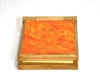 """DOOR POST - IT notes - small model - style """"Wood"""""""