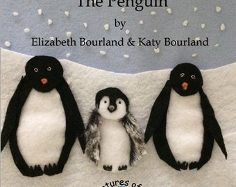 Children's Book about Penguins including Storybook and Facts Section