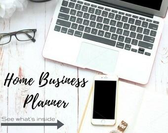 Solopreneur Planner, Business Planner, Goal planning, habit tracking, Entrepreneur Planner, Small Business Planner, Small Business Plan