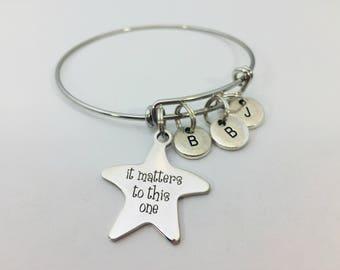 Adoption Starfish Bracelet