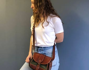 Polo Ralph Lauren Sportsman Ammo Bag Style Purse