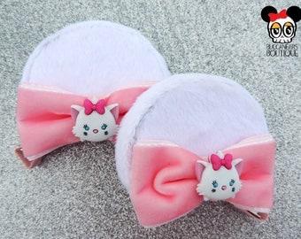Marie Inspired Cutie Ears    Aristocats Inspired Ears    Disney Ears    Mickey Ears    Minnie Ears    Kids Mickey Ears