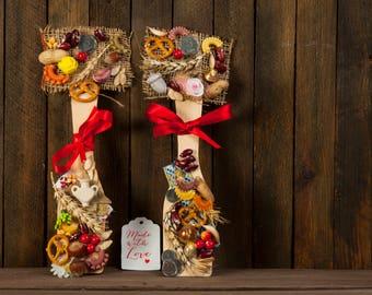 Ukrainian Protection talisman,Etno, Souvenir, Ukrainian Souvenir, Gift for Family Christmas