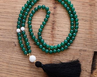 Natural Onyx Stone Necklace