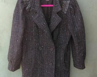 coat vintage/jackets and coats/nyg vintage/coat of wool/coats/jacket vintage/coat vintage/coat vintage women /