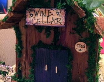 Wine Cellar- Planter